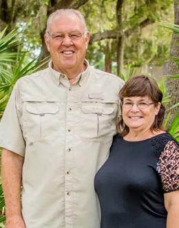 Bill & Mary Masters